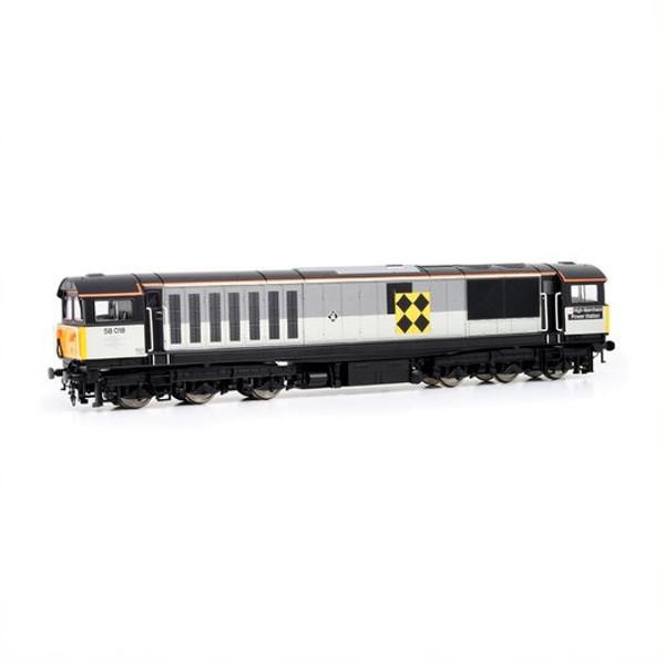 E84006 OO 58018 BR RAILFREIGHT COAL HIGH MARNHAM POWER STATION