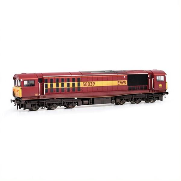 E84008 OO 58039 CLASS 58 EWS (W)