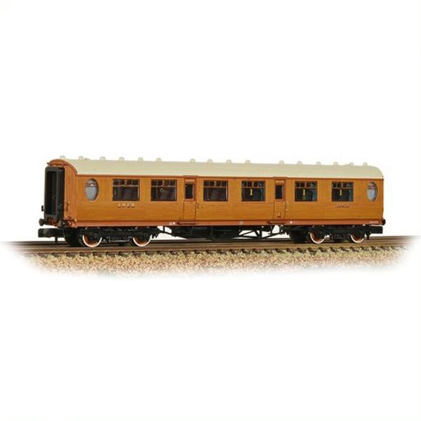376-225 N 18510 THOMPSON CK LNER TEAK