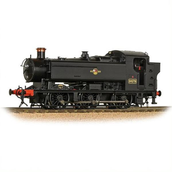 35-027 OO 9479 94XX 0-6-0T BR BLACK LATE