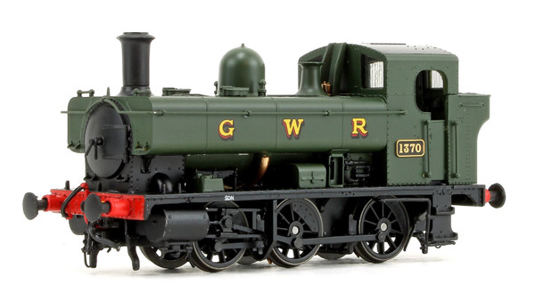 1322 OO 1370 0-6-0 PT GWR GREEN
