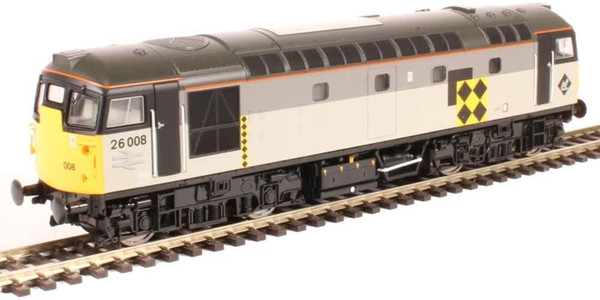2655 OO 26008 CLASS 26/0 RAILFREIGHT COAL