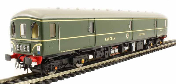 89901 OO M55987 CLASS 128 BR GREEN SPEED WHISKERS