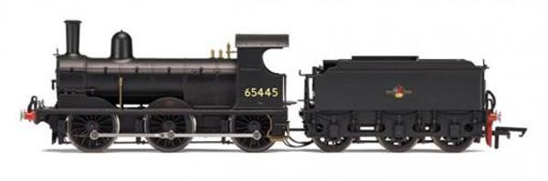 R3232 OO 65445 J15 0-6-0 BR BLACK LATE
