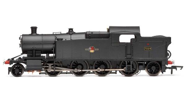 R3464 OO 7224 72XX 2-8-2T BR BLACK LATE