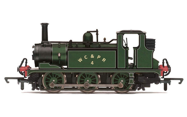 R3528 OO 4 TERRIER 0-6-0T WESTON CLEVEDON/PORTISHEAD LIGHT RLY