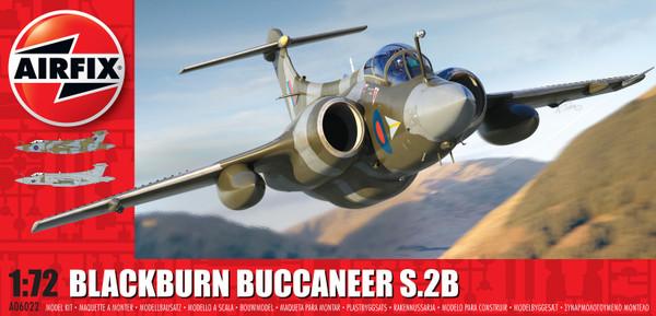 A06022 1/72 BLACKBURN BUCCANEER S.2B RAF PLASTIC KIT