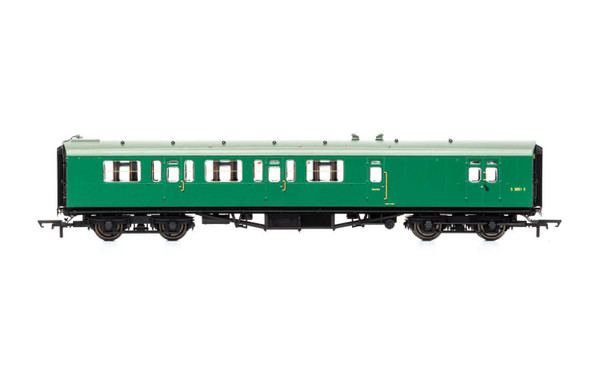 R4888D OO S2849S BULLEID 59' BTK BR GREEN