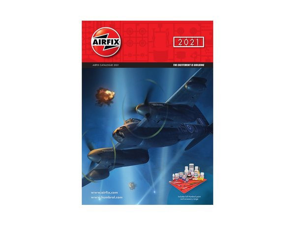 A78201 2021 AIRFIX CATALOGUE