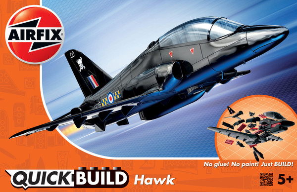J6003 HAWK QUICKBUILD PLASTIC KIT