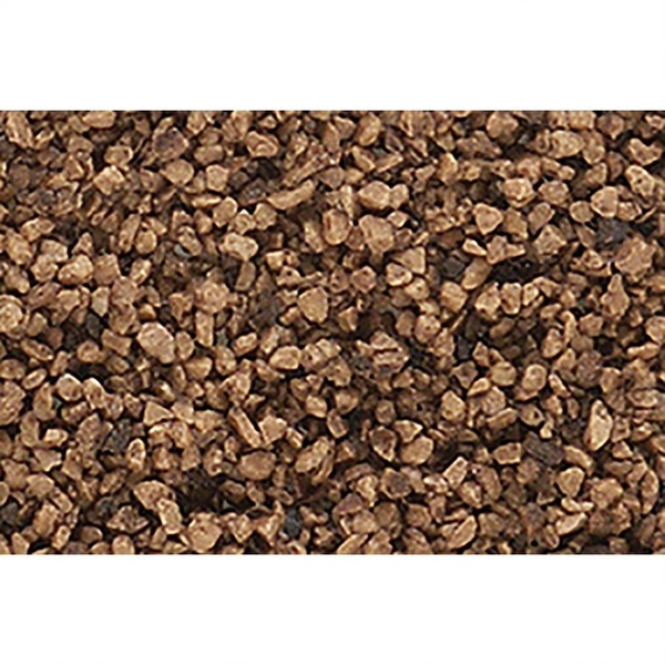 B1386 BROWN COARSE BALLAST (945CC)