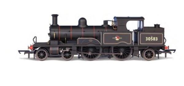 OR76AR001 OO 30583 ADAM'S 4-4-2T BR BLACK