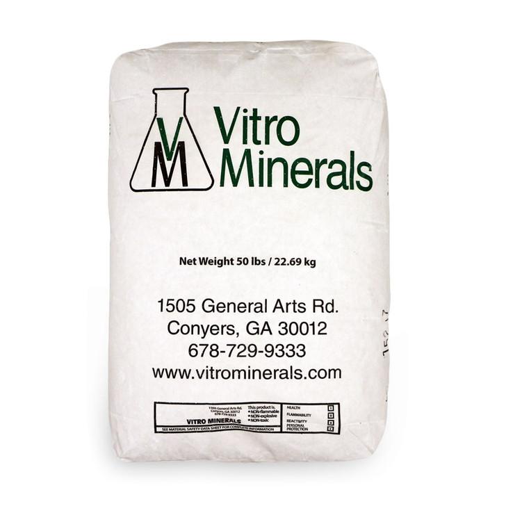 VCAS White Concrete Pozzolan  50 lb Bag