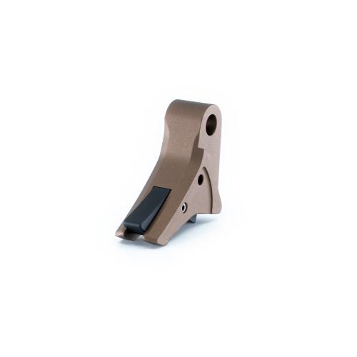 FACTR Glock® Trigger for Gen3-4 | NO TRIGGER BAR