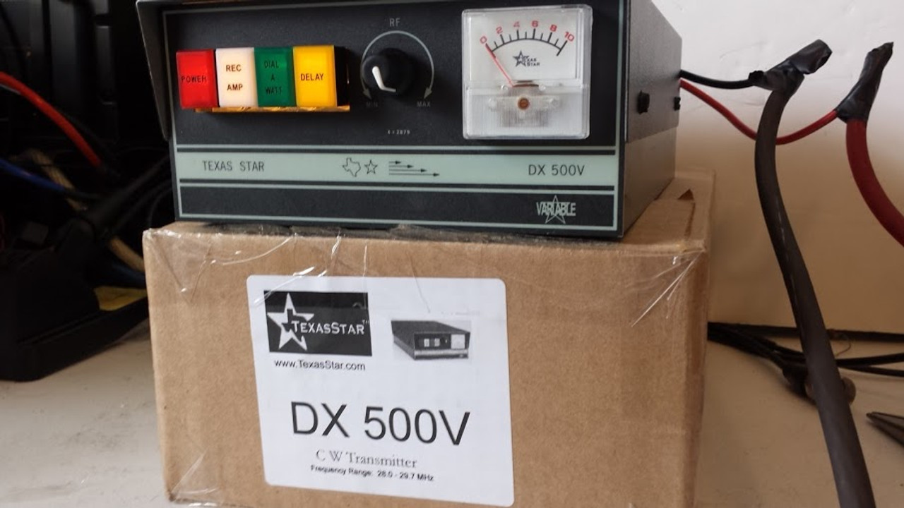 Texas Star DX 500V
