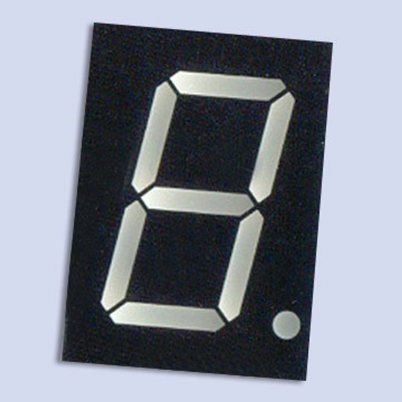 EKL 1D-03A Single Digit LED Display