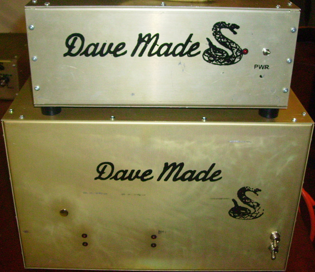 Dave Made 6 Pill HG'S Base,Come In Separately power Supply 20v