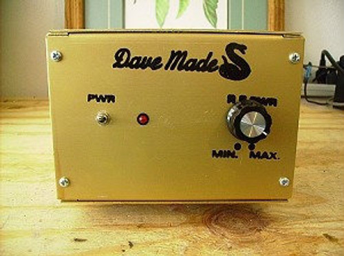 DAVE MADE M-400 2x4 WITH HG TRANSISTOR
