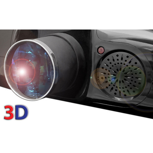 Pyle Pro PRJ3D79 High Definition Widescreen Projector