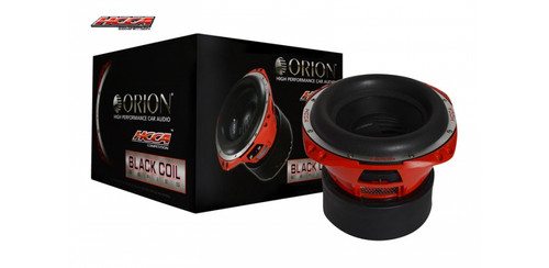 """Orion HCCA-102 - 10"""" 1500W RMS subwoofer"""