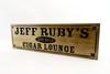 cigar lounge, home bar sign