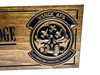 Unit emblem-Battalion symbol Plaque Vance Air force Base Aerospace and Operational Physiology