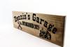 Garage Repair Sign