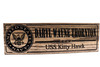 US ARMY OAK Military  Plaque