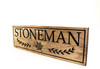 farm ranch sign, last name sign, business sign
