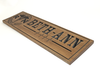 Nurse Sign - RN wooden sign(CWD-440)