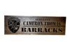 3rd ranger battalion personalized plaque