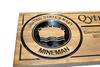 US navy mine man logo