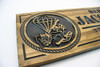508th PIR Fury from the Sky SIGN - Military Plaque