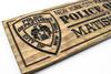 new york police sign