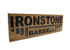 ironstone-barbell-home gym-sign-wooden-gym-sign (1)