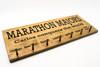 All 6 major marathons in the world.    Chicago - New York - Boston - London - Berlin - Tokyo