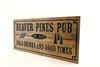 Home bar sign- wooden bar sign  (CWD-673)