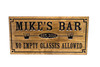 Home bar sign- wooden bar sign-Pub decor-Bar decor