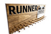 Runner--- Marathon Medal display