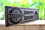 New Sign: BBQ sign