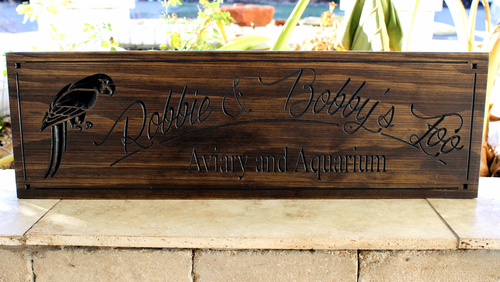 Family Sign (CWD-23)