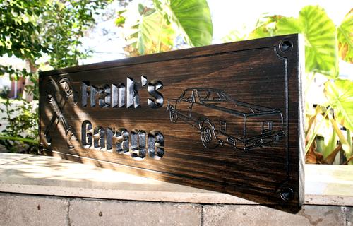 Garage Sign(CWD-352)