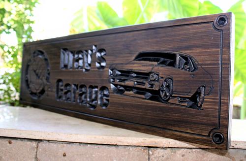 Garage Sign (CWD-337)