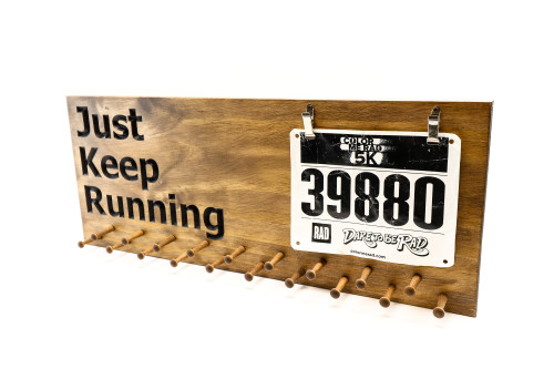 race bib holder