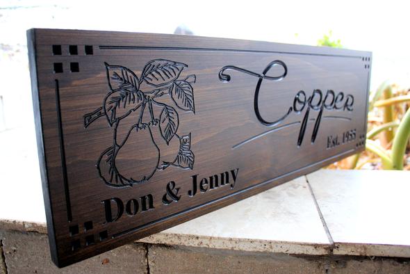 Family name Sign (CWD-21)