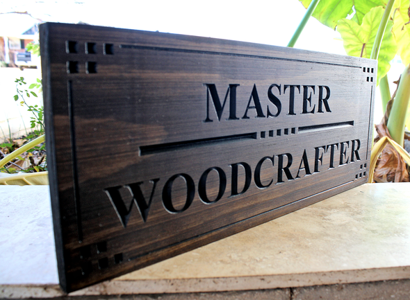 SHOP Sign | woodworker shop sign (CWD-32)