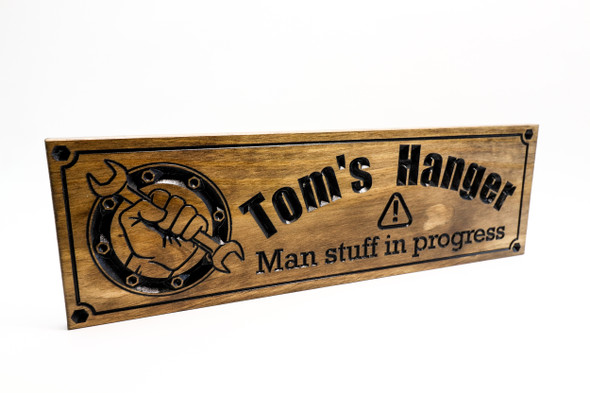 Garage / Man cave Sign