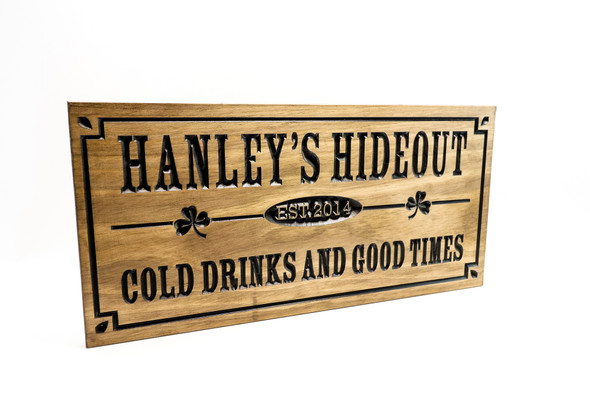 Home bar sign- wooden bar sign-Pub decor-Bar decor