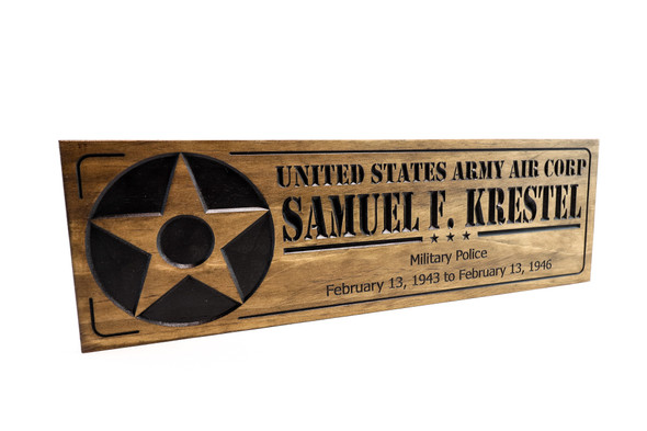US ARMY Military Police SIGN