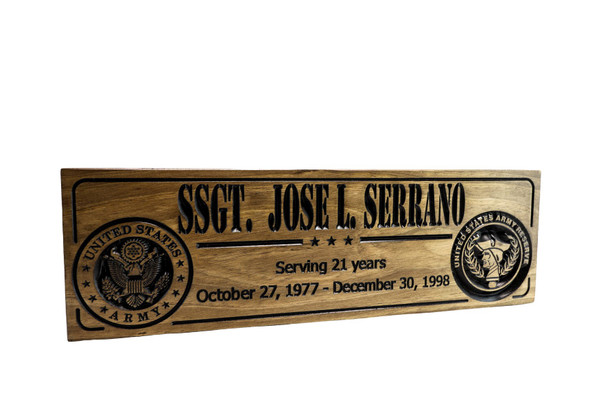 custom military wood sign , military retirement, USMC Navy USAF Army  sign, Veteran's day gift, personalized wood sign, family sign